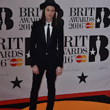 OIC - ENTSIMAGES.COM - James Bay at the  The BRIT Awards 2016 (BRITs) in London 24th February 2016.  Raymond Weil's  Official Watch and  Timing Partner for the BRIT Awards. Photo Mobis Photos/OIC 0203 174 1069