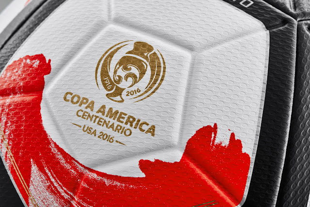Copa America Centenario USA 2016 Nike Ordem Ciento