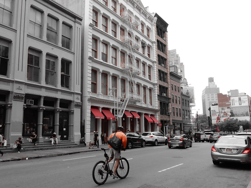 SoHo District, New York, Nikon