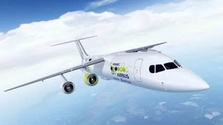 Airbus, Rolls-Royce and Siemens to launch electric aircraft in 2020
