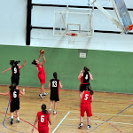Semifinales TF NBA- P. Sagunto Infantil F