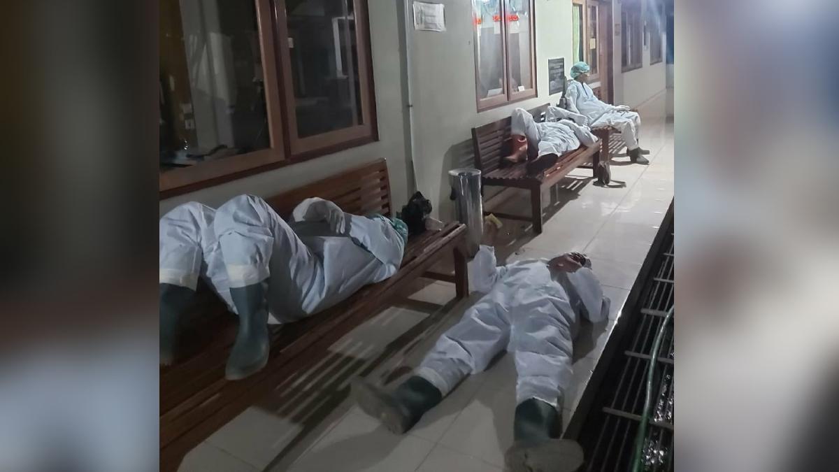 Relawan di DIY Tak Mampu Lagi Tangani Pasien Corona, Serahkan ke Pemerintah