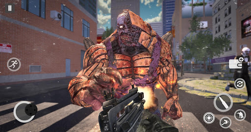 Zombie Dead City: Zombie Shooting - Action Games image | 5