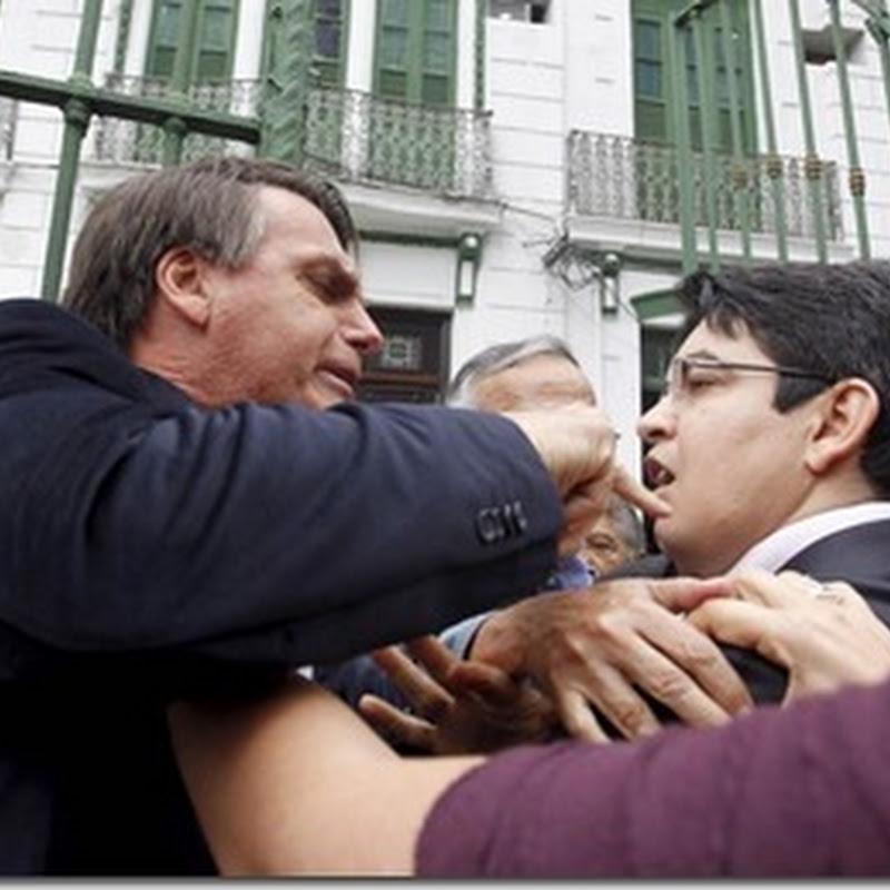 Jair Bolsonaro não serve mais para o mundo atual
