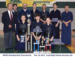 NCKF championships 201\6