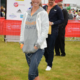 OIC - ENTSIMAGES.COM - Christy Turlington Burns  at the Virgin London Marathon 2015 in London 26th April 2015  Photo Mobis Photos/OIC 0203 174 1069