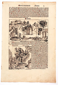 Cover of John Dee's Book Table From Liber Loagaeth French Version