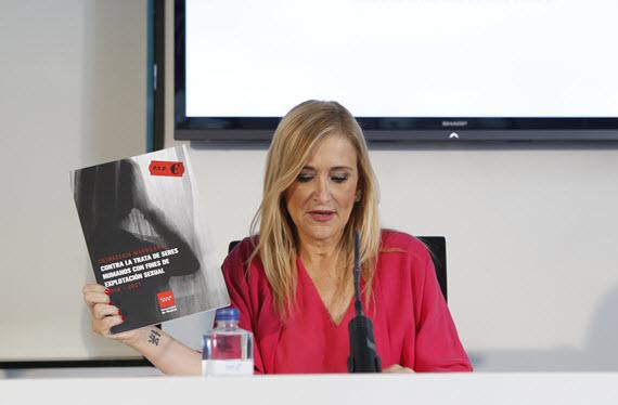 Estrategia contra la trata de seres humanos con fines de explotación sexual 2016-2021