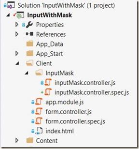 Dennis Nerush's Blog: Creating Masked Input Directive with TDD–Part 1
