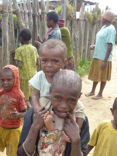 Дети папуасов