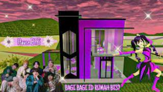 ID Kota BTS di Sakura School Simulator Dapatkan Disini
