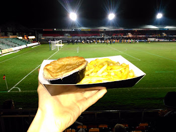 Newport Football Pie Review
