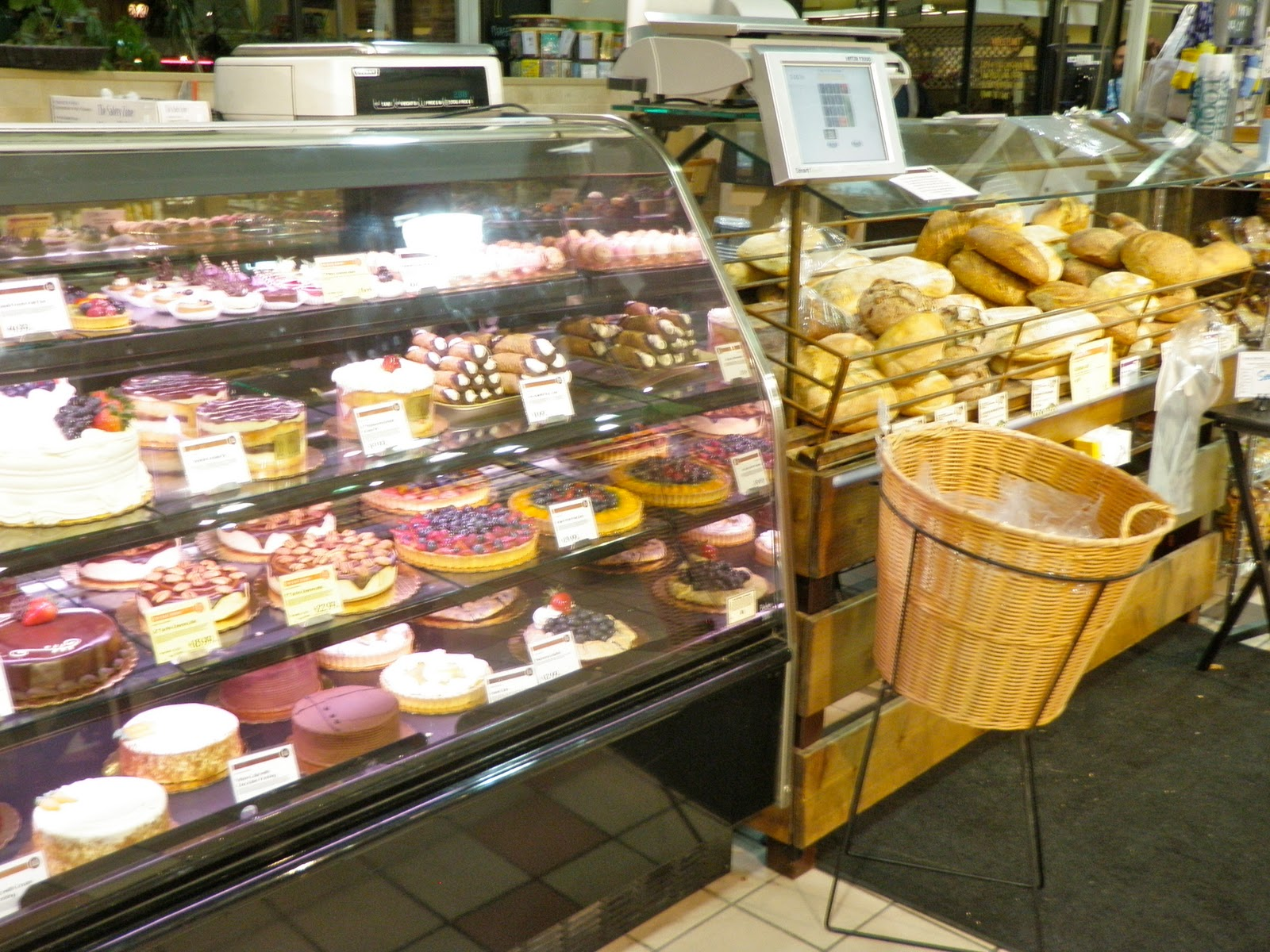 Whole Foods Bakery Items Nutrition
