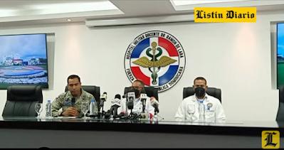 #ENVIVO: Autoridades de salud hablan sobre paciente sospechoso de viruela del mono