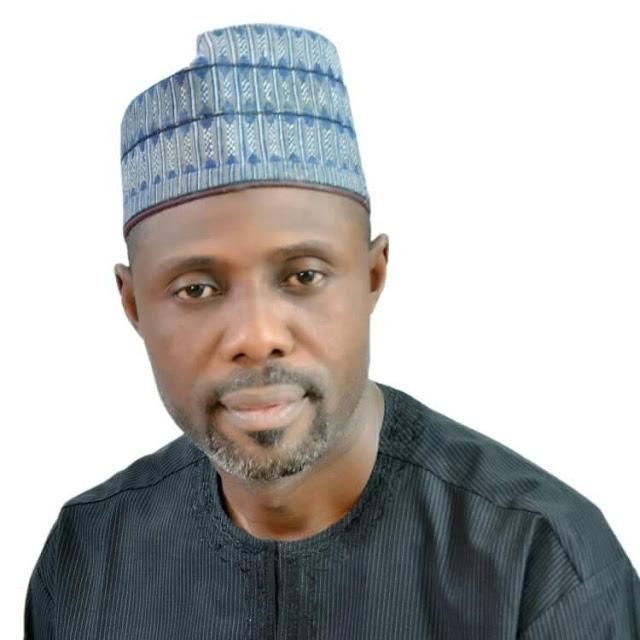 EASTER CELEBRATION: Hon. Omofaiye felicitates with fellow Christians.
