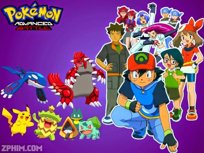 Ảnh trong phim Bảo Bối Thần Kỳ 8 - Pokemon Season 8 1