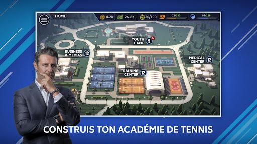 Tennis Manager 2020 APK MOD – Pièces Illimitées (Astuce) screenshots hack proof 1