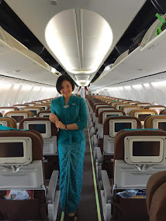 Pramugari Garuda Indonesia Air Lines