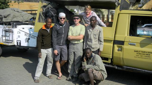 Lucky Adventure Safaris