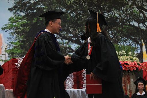 103rd University Commencement Exercises: Computer Studies