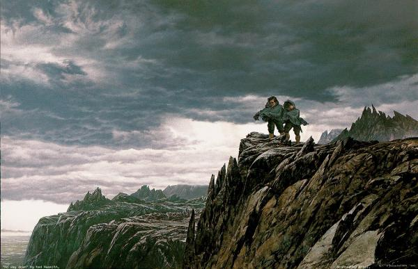 Cliff, Fantasy Scenes 3