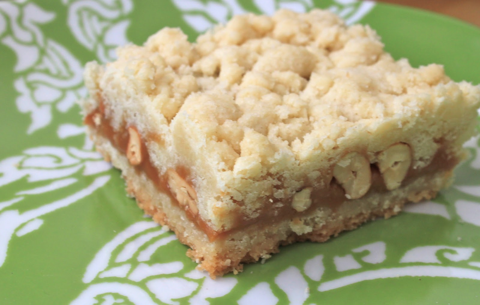 Cashew Caramel Cracker Bars Recipes — Dishmaps