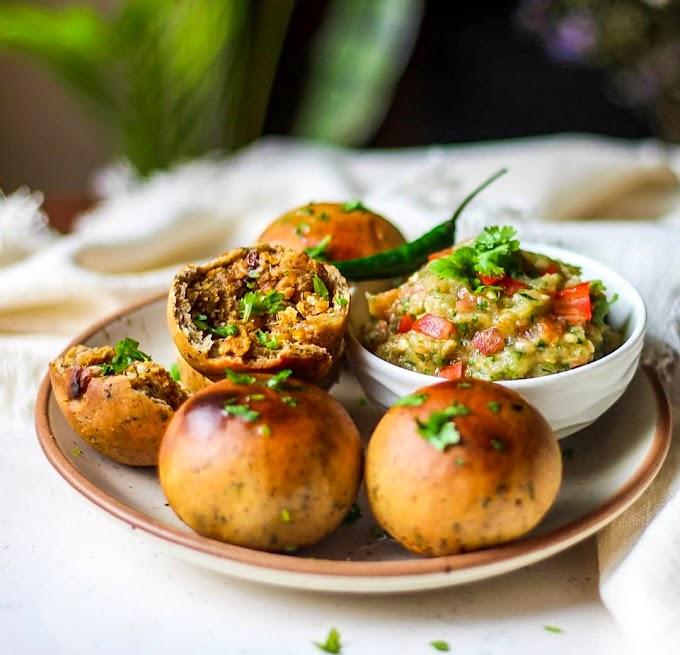 Litti Chokha Recipe | Breakfast Care