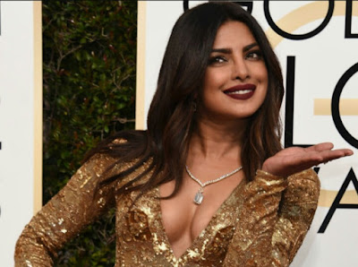 Priyanka Chopra golden globe award 2017