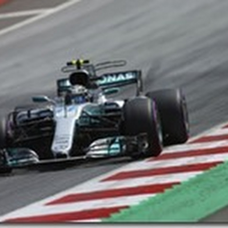 GP d'Austria: Bottas in pole