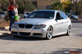 BMW on Cades
