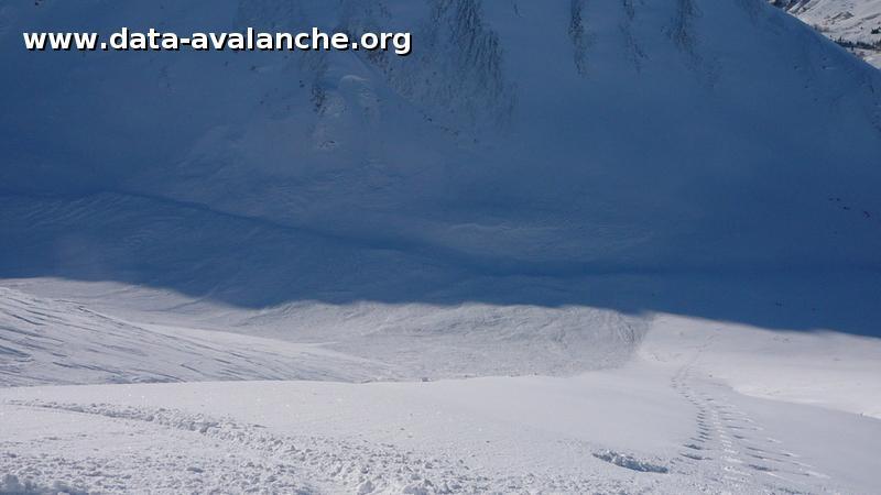 Avalanche Alaska, secteur Sun Burst - Photo 1