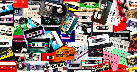 Top 20 cassettes
