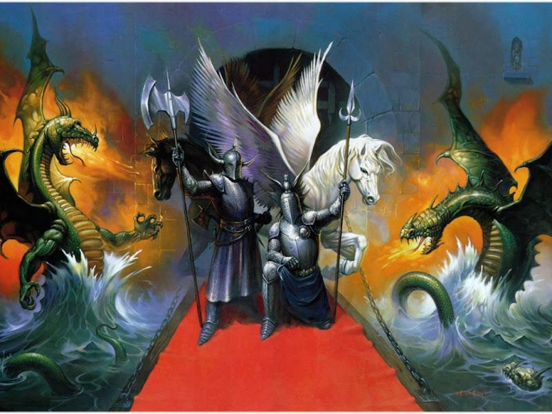 Silent Slave, Dragons 3