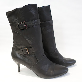 Sigerson Morrison Leather Boots
