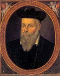 Nostradamus Portrait