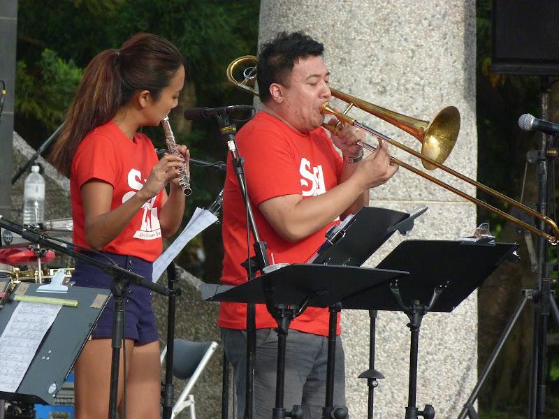 Xizhi, Taipei. Exposition Renoir puis concert au parc Daan - P1330771.JPG