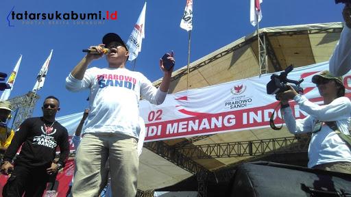 Terungkap, Alasan Prabowo Tidak Hadiri Jalan Sehat Sukabumi