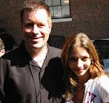 David Copeland With Vh1 Rachel Perry
