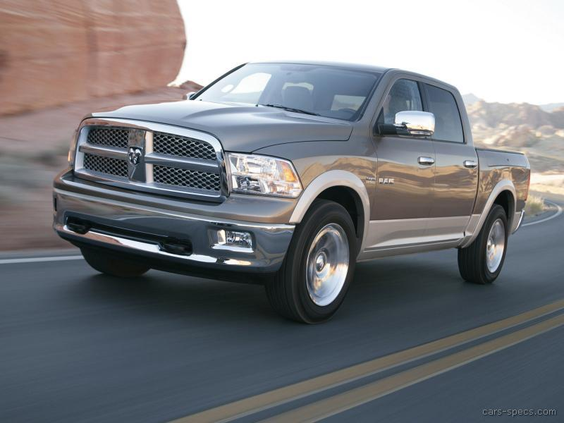 2009 dodge ram pickup 2500 quad cab specifications pictures prices. Black Bedroom Furniture Sets. Home Design Ideas