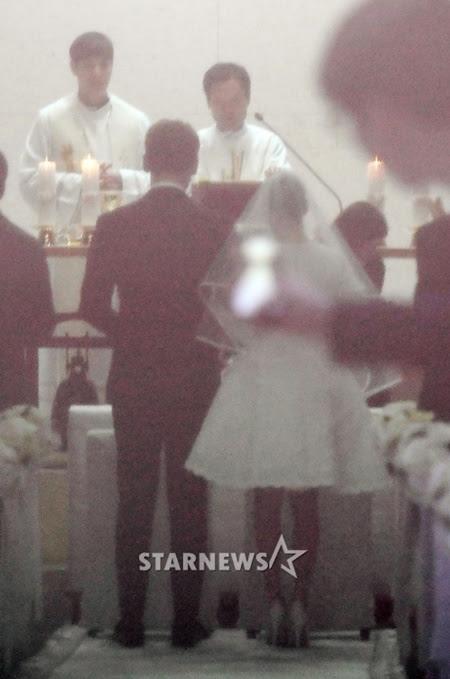비 김태희 결혼 가회동 성당 이하늬