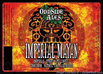 Odd Side Ales Imperial Mayan