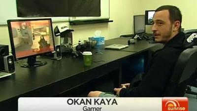 Okan Kaya, Bermain Call of Duty: Black Ops 2 Selama 135 Jam 50 Menit