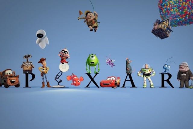 Canais Disney realizam maratona de filmes da Pixar em setembro