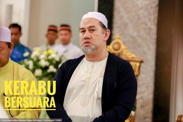 [TERKINI] Sultan Kelantan, Sultan Muhammad V dipilih sebagai Yang di-Pertuan Agong ke-15 bermula 13 Disember ini untuk tempoh lima tahun.