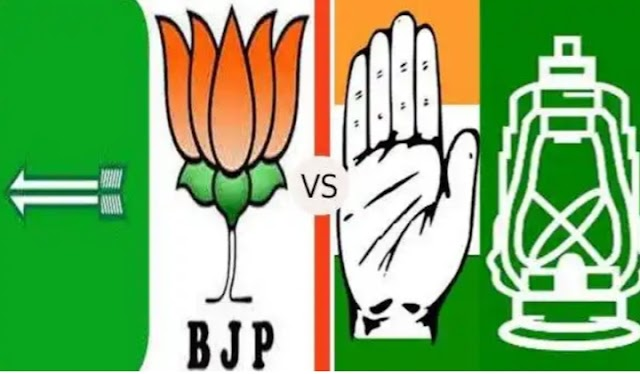 Bihar Elections: RJD-Congress or JDU-BJP alliance, who is under pressure on 71 seats in the first round?