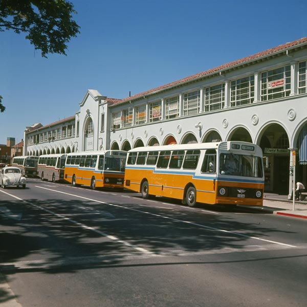 old bus interchange