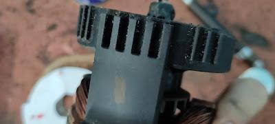 roçadeira com motor de wap