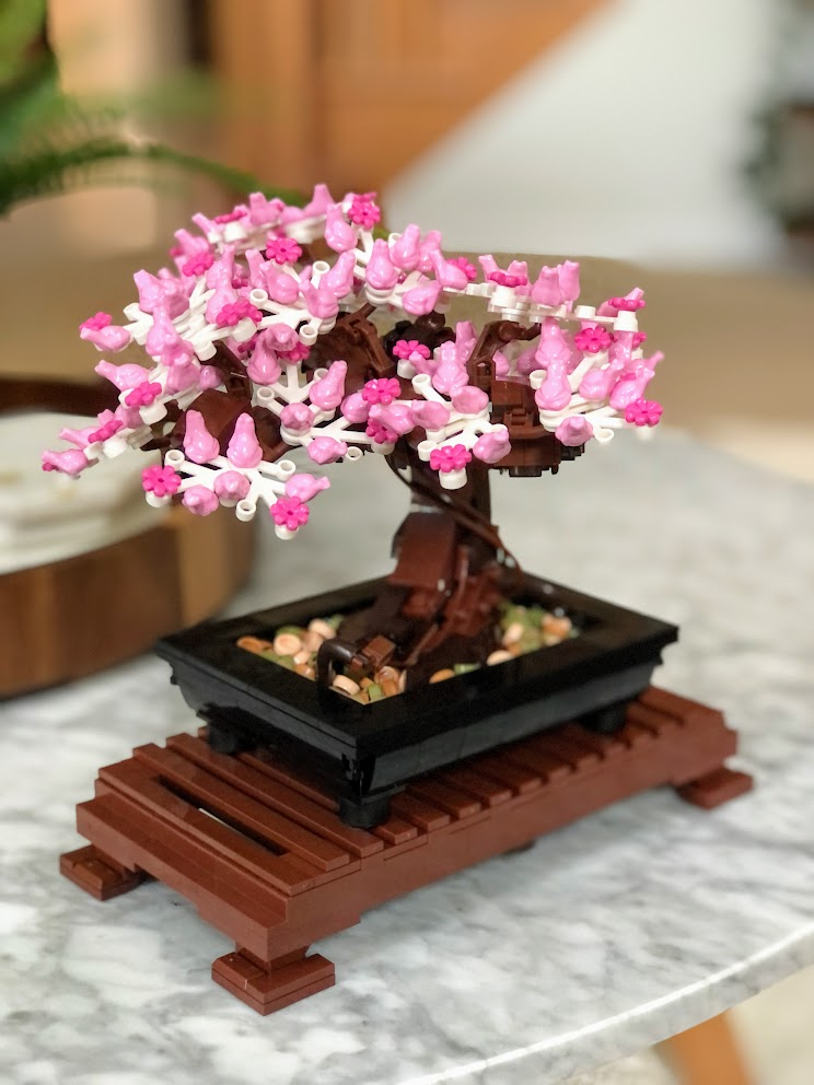 Lego bonsai