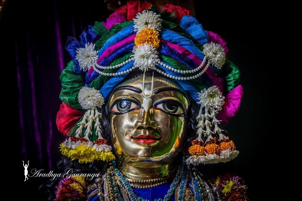 ISKCON Mayapur Deity Darshan 31 Dec 2016 (8)