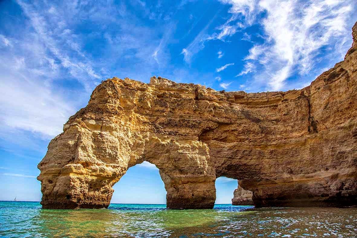 Arco de Marinha, Algarve